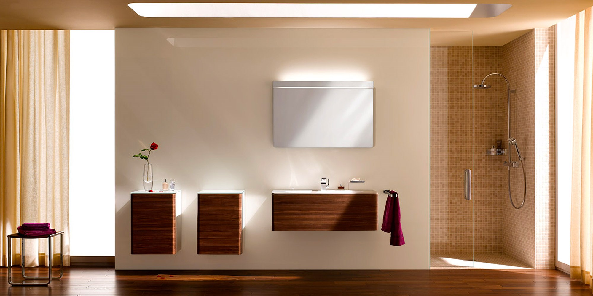 QUALITY BATHROOMS by KEUCO