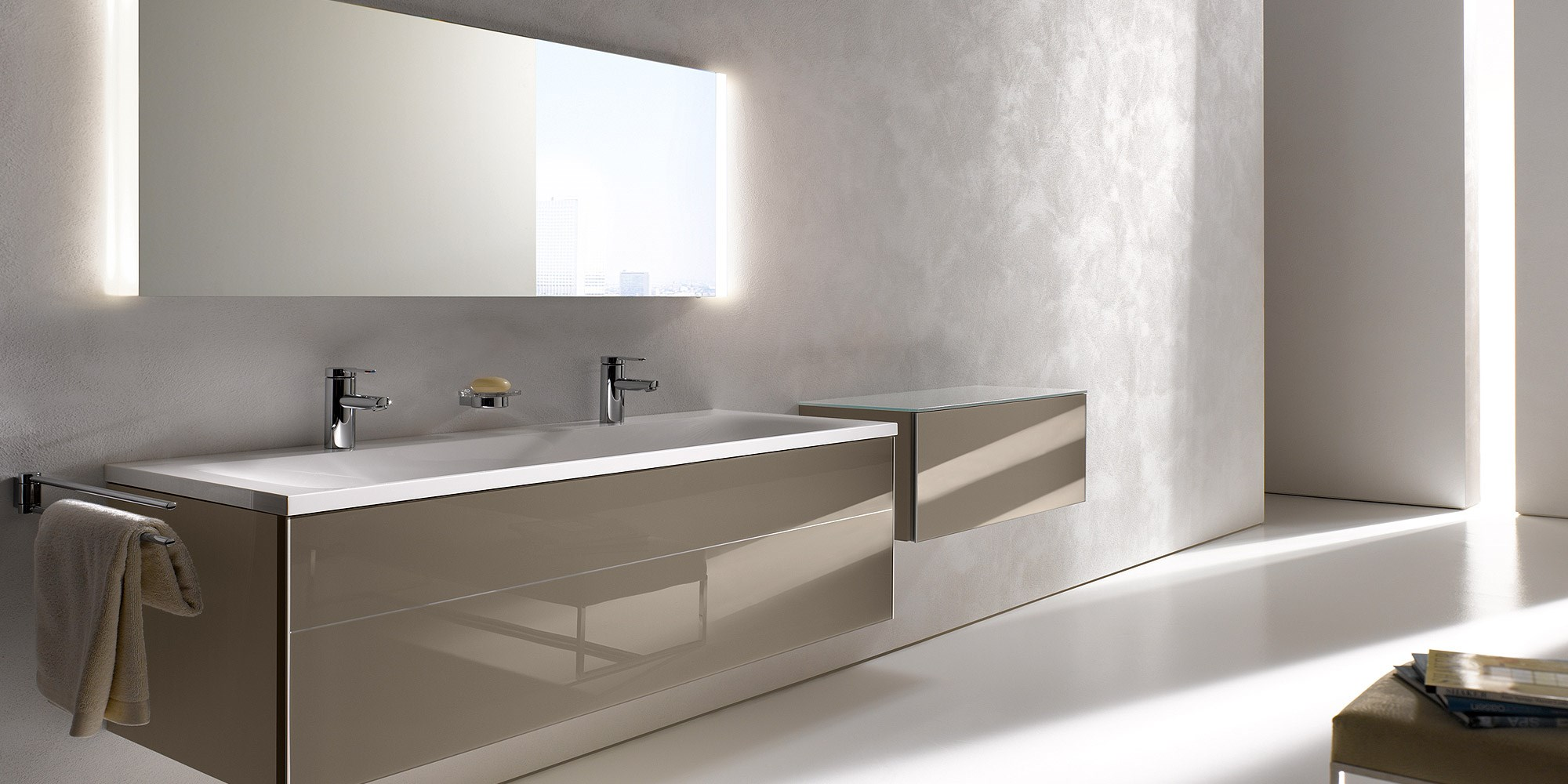 BATHROOMS BY KEUCO from Channel Island Ceramics